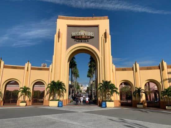 Universal Orlando Furloughs