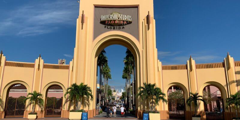 Universal Orlando Sanitation