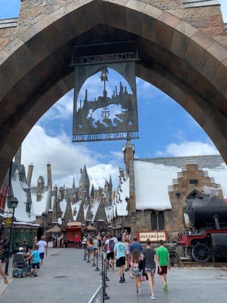 Hogsmeade, The Wizarding World of Harry Potter, Islands of Adventure