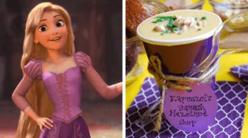 Rapunzel's Hazelnut Soup