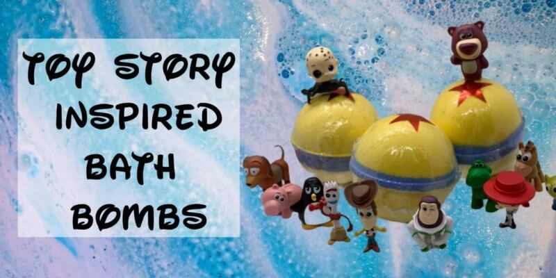 toy story bath bomb