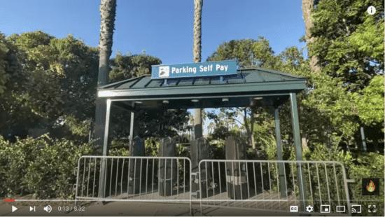 disneyland self pay kiosk