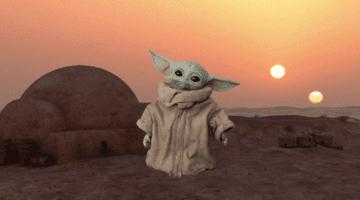tatooine baby yoda