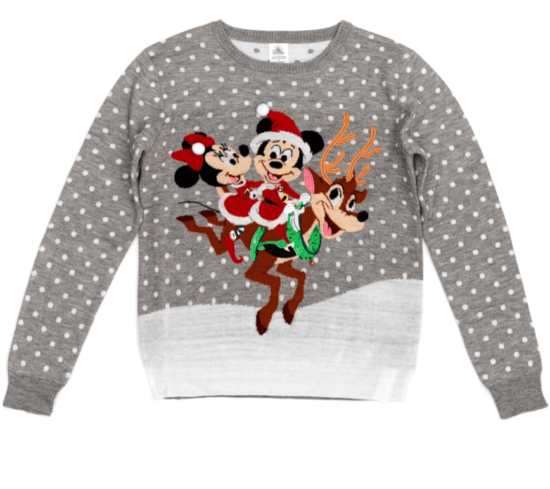 new Disney Christmas Jumpers