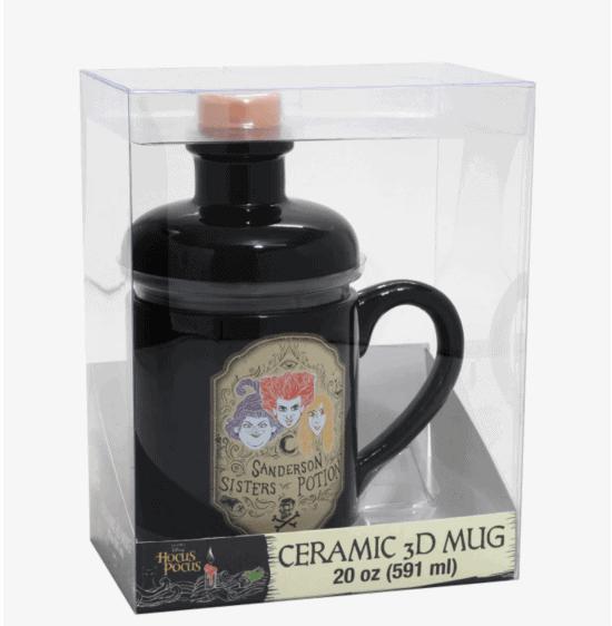 box lunch hocus pocus mug