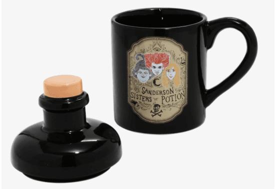 mug with lid sanderson sisters