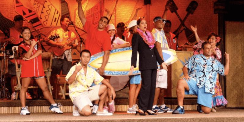 polynesian entertainers