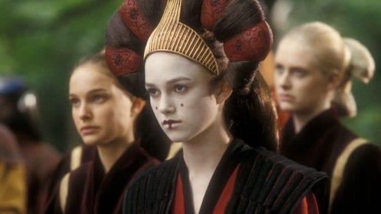 Keira Knightley Star Wars
