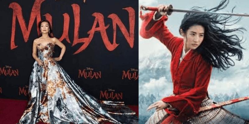 Ming Na Wen Mulan