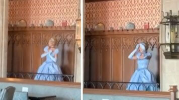 Cinderellas royal table