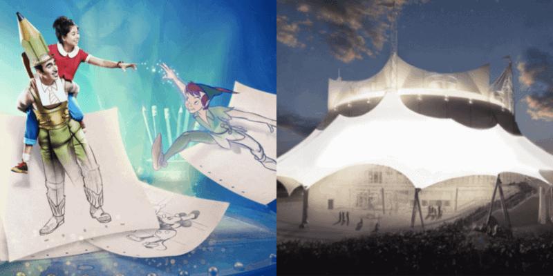 Disney Cirque du Soleil