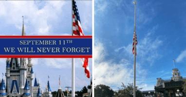 Disney World 9/11