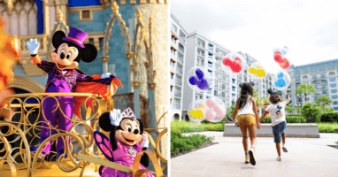 Disney World Florida resident discounts