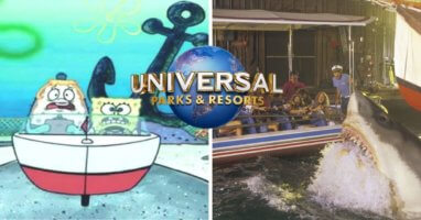 universal parks boat