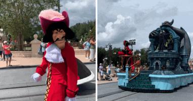 Disney Villains Cavalcade