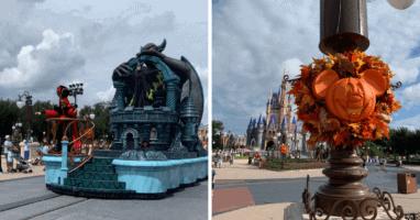 Disney World Halloween Review