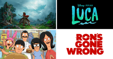 Upcoming Disney Films
