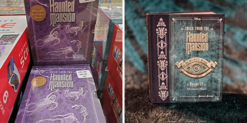 haunted mansion books