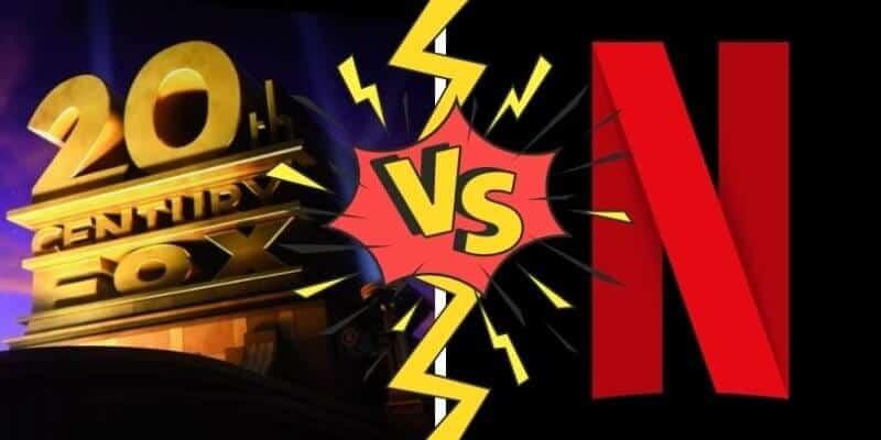 Netflix vs Fox