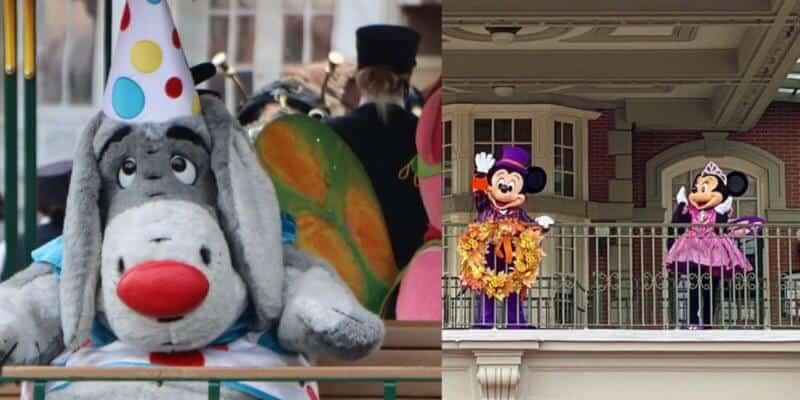 Halloween at the Magic Kingdom