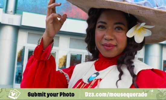 Submit Photo of Original Costume for D23's Mousequerade