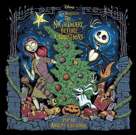 nightmare advent calendar