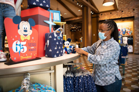 Cast Members Working at Downtown Disney Phased Reopening