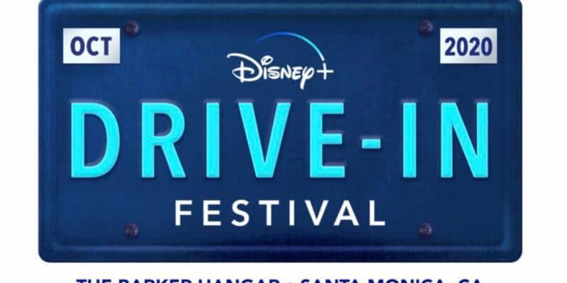 Disney Plus Drive-In Festival