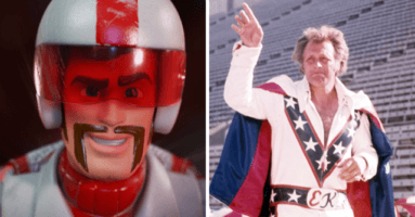 Does Duke Caboom Resemble Evel Kneivel Too Much?