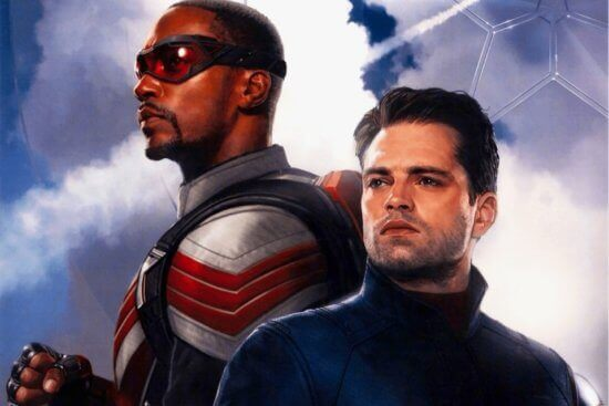 The Falcon and the Winter Soldier Series coming soon to Disney+