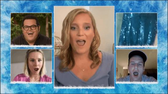 Frozen Cast Helps NICU Nurse With Wedding Tradition