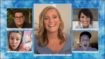 Cast of Frozen Celebrates NICU nurse, Kellie