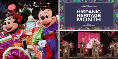Celebrate Hispanic Heritage Month with Disney