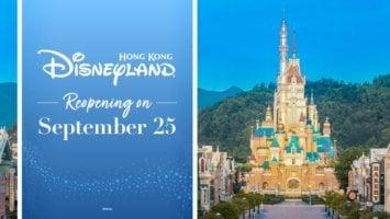 Hong Kong Disneyland Reopens!