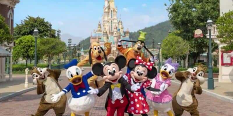 Hong Kong Disneyland Finally Reopens