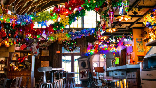 holiday bar jock lindsey disney springs christmas