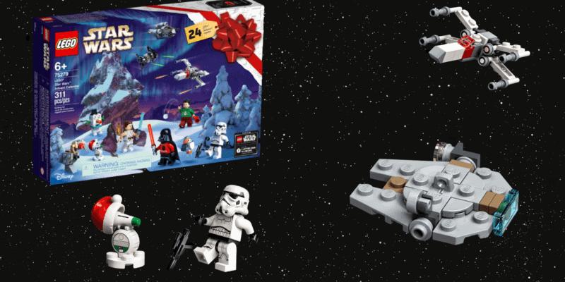 2020 LEGO Star Wars Calendar