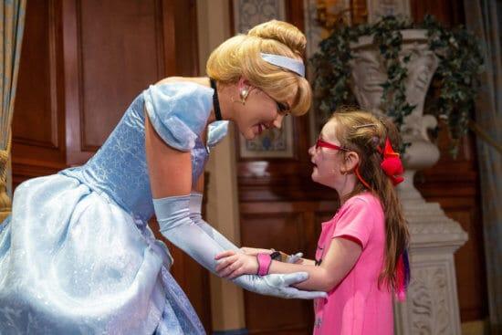 Cinderella Meet and Greets