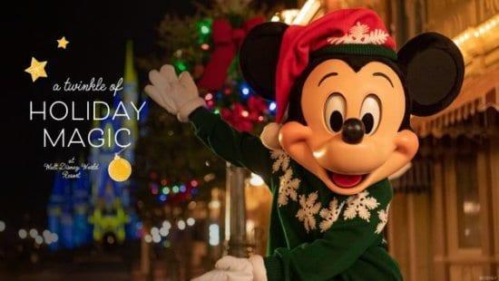 Walt Disney World Christmas