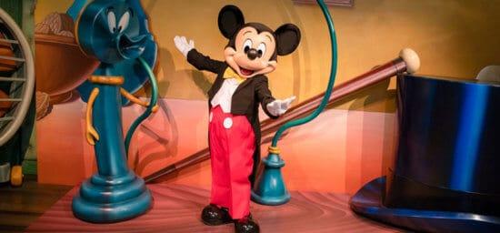 Mickey Meet and Greet Available at Tokyo Disney