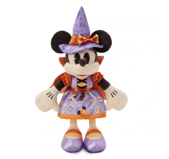 Minnie Halloween plush for 2020