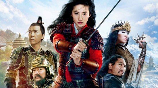 Mulan song cover