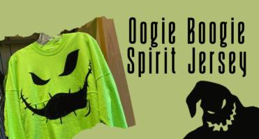oogie boogie spirit jersey header