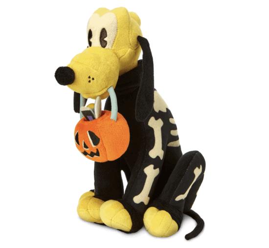 Pluto Halloween plush for 2020