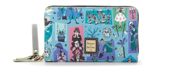 haunted mansion dooney & bourke wallet