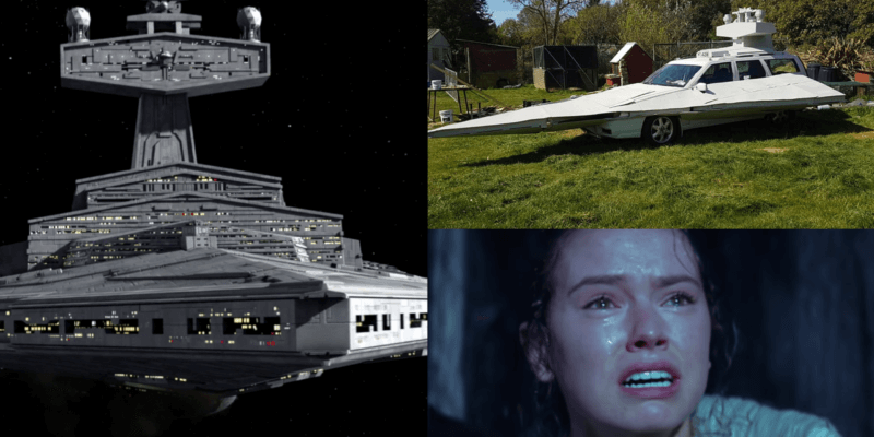 Star Destroyer Car