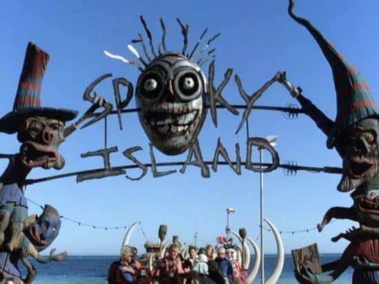 spooky island scooby doo