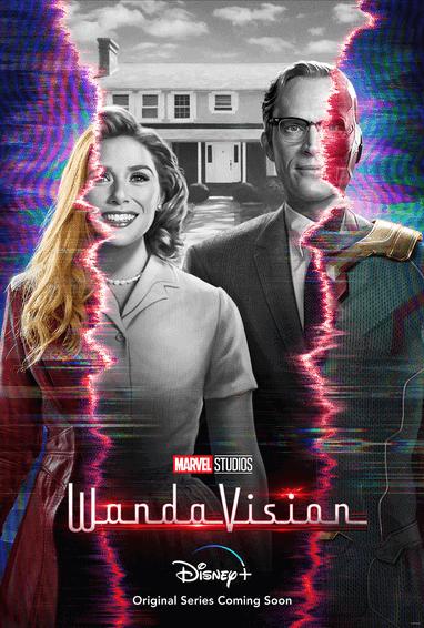 WandaVision Promotion Poster