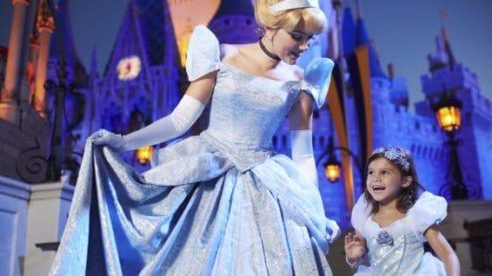 Cinderella at the Disney Parks