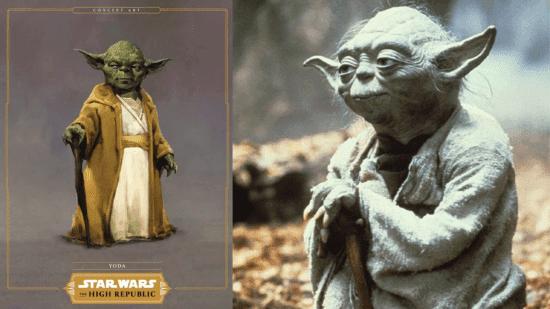 Yoda High Republic